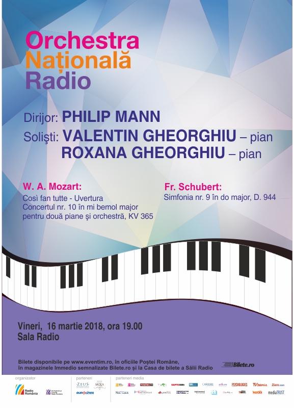 VALENTIN GHEORGHIU – ORCHESTRA NAŢIONALĂ RADIO