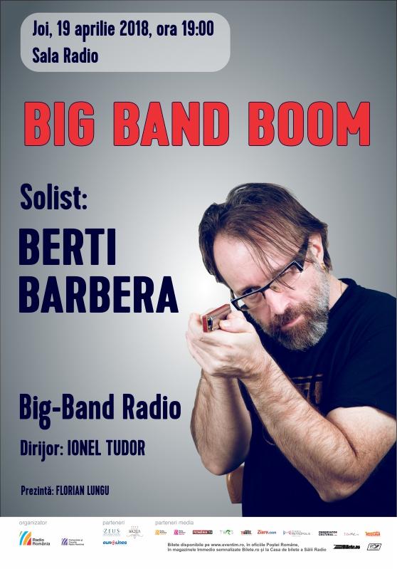 BERTI BARBERA – BIG BAND RADIO