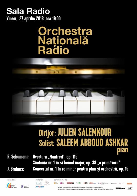 SALEEM ABBOUD ASHKAR – ORCHESTRA NAŢIONALĂ RADIO