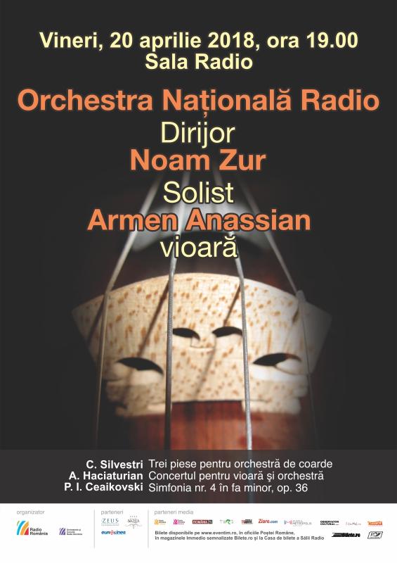 NOAM ZUR – ORCHESTRA NAŢIONALĂ RADIO