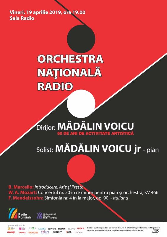 MĂDĂLIN VOICU – ORCHESTRA NAŢIONALĂ RADIO