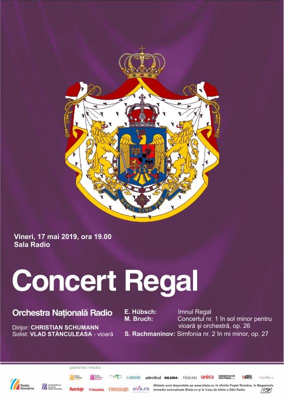 CONCERT REGAL – Bruch, Rachmaninov – ONR