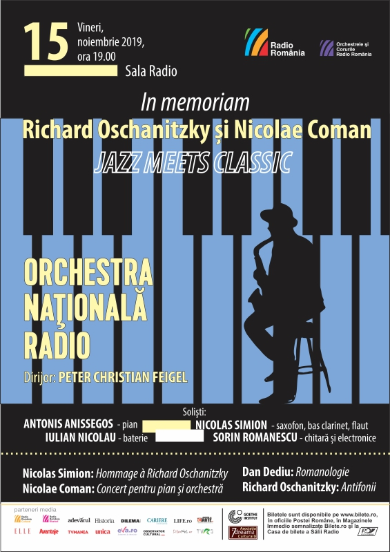 Jazz meets Classic- ORCHESTRA NAŢIONALĂ RADIO