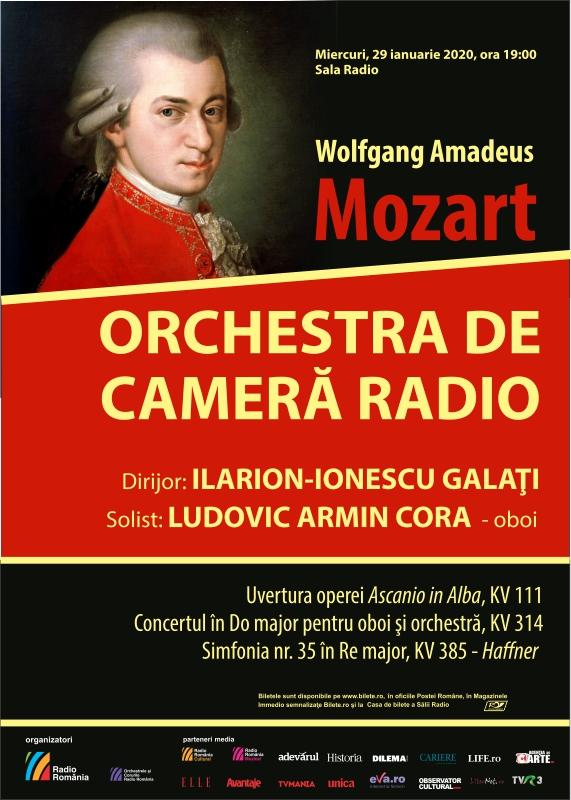 ILARION – IONESCU GALAŢI- OCR – Mozart 100%