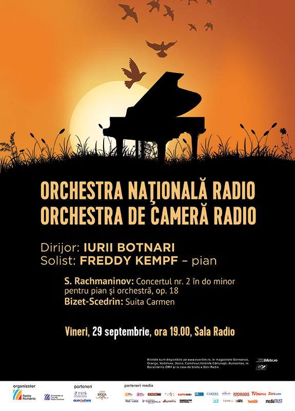 ORCHESTRA NAȚIONALĂ RADIO ORCHESTRA DE CAMERĂ RADIO
